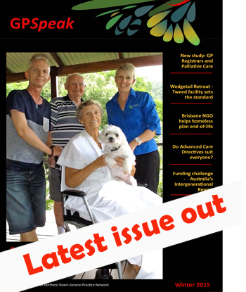 GPSpeak latest issue
