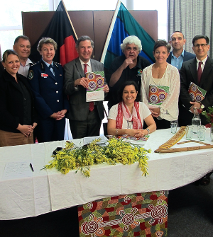 Launching the Northern New South Wales Integrated Aboriginal Health and Wellbeing Plan 2015-2020