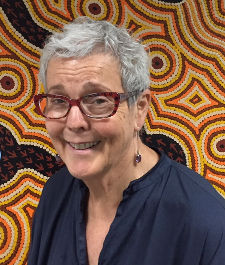 Outgoing director of the University Centre for Rural Health, Professor Lesley Barclay AO.