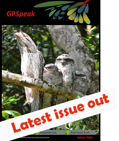 GPSpeak Summer Edition 2015-16