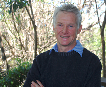 Professor Ross Bailie, the newly-appointed Director of the University Centre for Rural Health, North Coast.