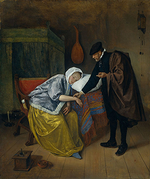 Jan Steen [Public domain], via Wikimedia Commons