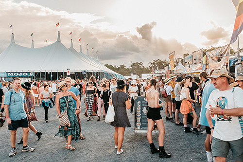 Bluesfest Byron Bay, 2018