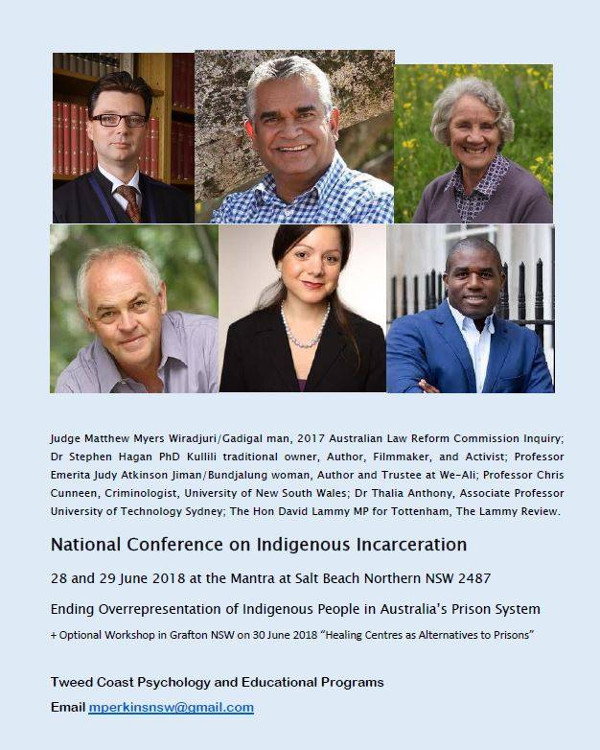 National Indigenous Incarceration Conference