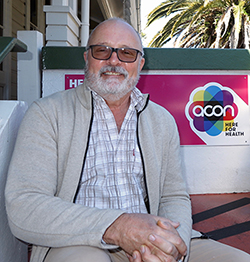 Michael Tizzard, ACON Health