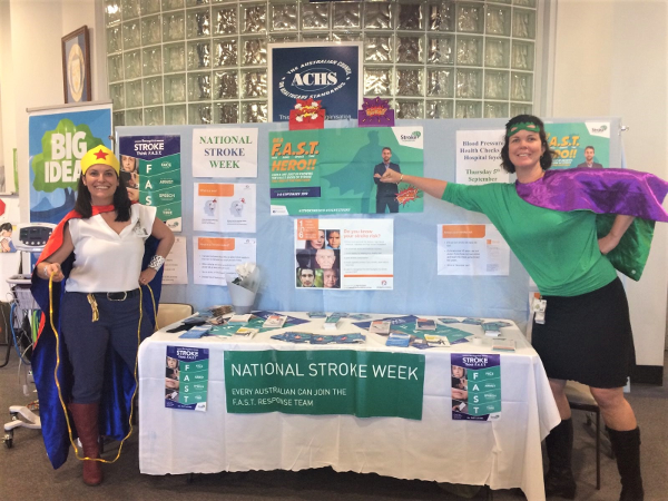 National Stroke Week – Lismore Base Hospital