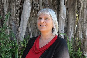 Debbie Elliott, the practice manager of Lismore's long-standing Keen Street Clinic